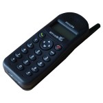 Philips TCD128 Mobile Phone